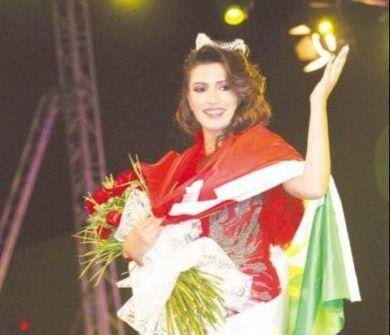 فينك محمد ملكة جمال كوردستان- 2013