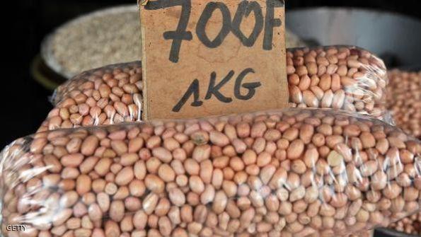 رقم قياسي لأكبر إناء من زبدة الفول السوداني