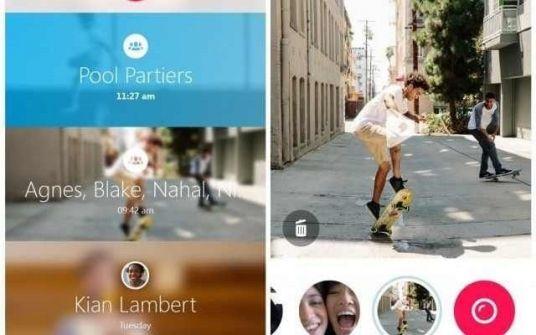 مايكروسوفت تُطلق تطبيق Qik للعمل بجانب سكايب على الهواتف الذكية