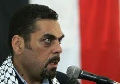 سمير القنطار يطالب الرئيس الفلسطيني بوقف التنسيق الامني واستقالة وزير الاسرى ردا على اغتيال جرادات