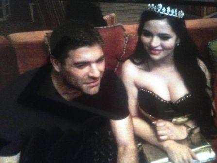 هل تزوج وائل كفوري بملكة جمال الشرق الأوسط أحلام حجي؟