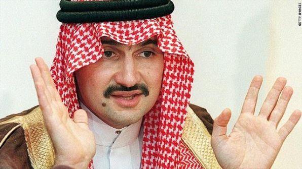 الوليد بن طلال يلغي إيقاف مقدم برامج بعد مقابلة جرئية