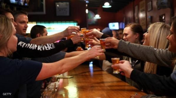 دراسة: حد أدنى لسعر الكحول يحد من الوفاة