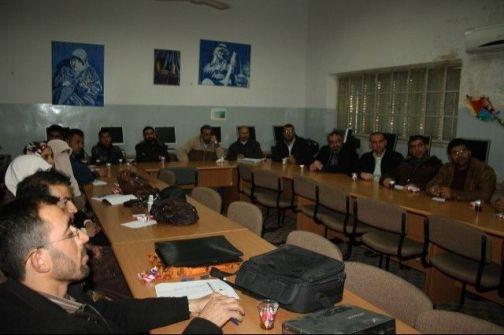تربية الخليل تعقد دورة للمعلمين في التعليم المساند