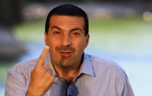 """""""شاهد"""" عمرو خالد يثير الجدل من جديد: الإنسان خُلق من """"الإسمنت""""!"""