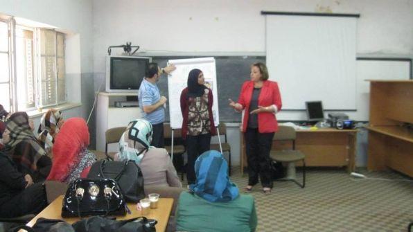 مؤسسة صابرين تنظم ورشة تدريبية لتوظيف الموسيقى في التعليم