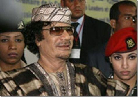 حارسة مقربة من 'القذافي' تكشف عن أسرار الساعات الأخيرة