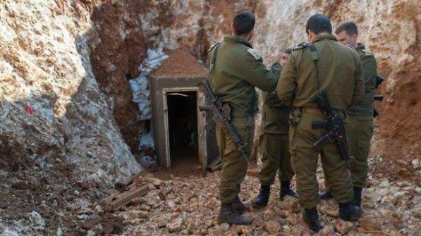 الاحتلال يزعم تدمير اكبر انفاق حزب الله