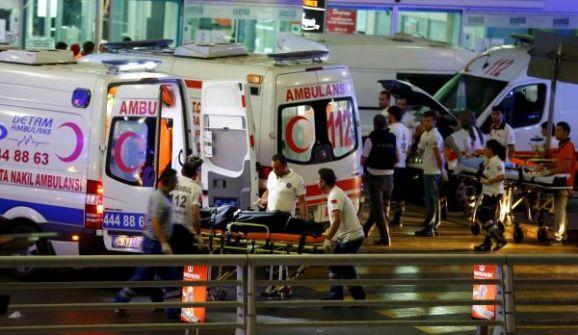 تركيا تكشف عن هويات منفذي هجوم مطار أتاتورك