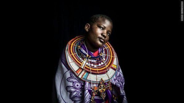 كينيا: فتيات صغيرات يحاربن الختان وزواج الأطفال