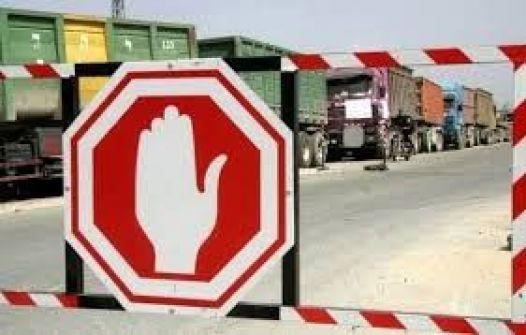 الاحتلال يواصل إغلاق 'كرم أبو سالم'أمام البضائع القادمة لغزة