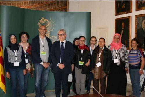 الإغاثة الزراعية  تشارك في الأسبوع الدولي للتجارة العادلة في اسبانيا