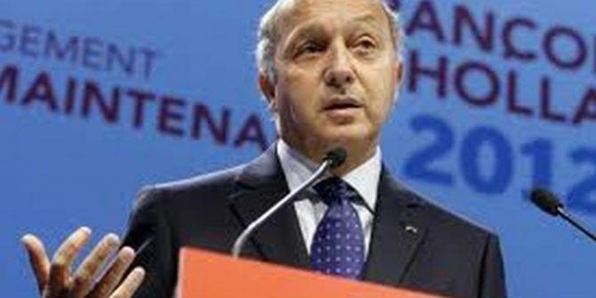 وزير خارجية فرنسا: سوريا دولة فاشلة وتقسيمها وارد