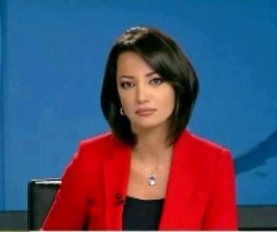 مذيعة الجزيرة غادة عويس تقدم مليون دولار ثمناً لرأس الأسد