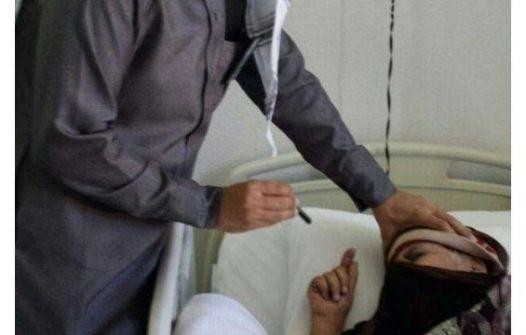 بعد ربع قرن من العمى سبعينية سعودية تستعيد بصرها