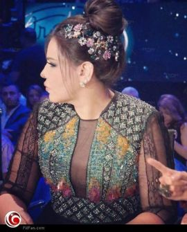 مصري يتسبب في انسحاب أحلام من Arab Idol