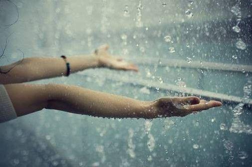 أستبطنُ المطر/حرية عبد السلام