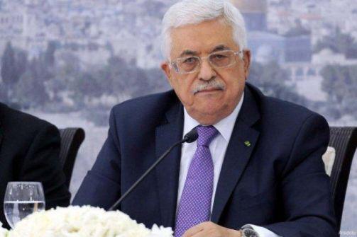 عباس : الاتفاقات الموقعة مع إسرائيل ستنتهي حال فرض سيادتها على أي جزء من الأرض الفلسطينية