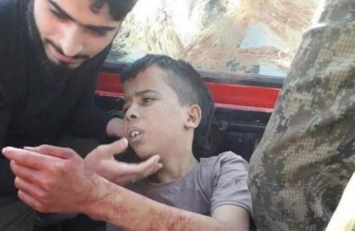 بالأسماء .. من هم ذابحو الطفل الفلسطيني بسوريا ؟؟