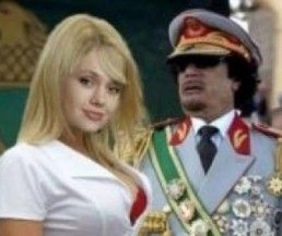 كتاب بالفرنسية عن الطرائد الجنسية للقذافي