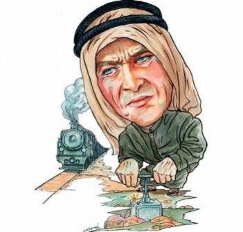 عرب ' لورنس'!! /د.شكري الهزَّيل