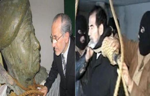 حبل شنق صدام بـ 7 ملايين دولار وتتنافس عليه إيران و
