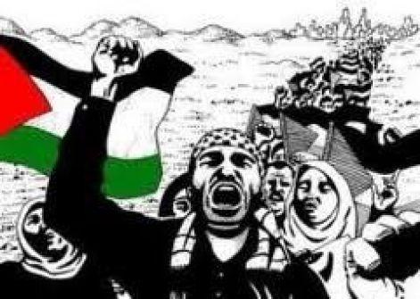 اللجنة الشعبية للاجئين بخان يونس تستقبل الأسر الفلسطينية والسورية التى عادت لقطاع غزة
