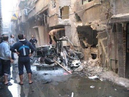 استشهاد 3 فلسطينيين في سوريا