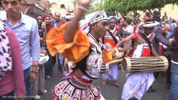 القاهرة تقرع 'حوار الطبول من أجل السلام'