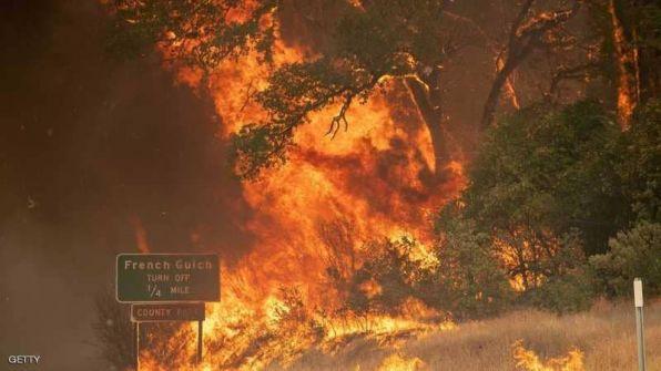 'شيطان تسمانيا' يستعر وفرار الآلاف في كاليفورنيا