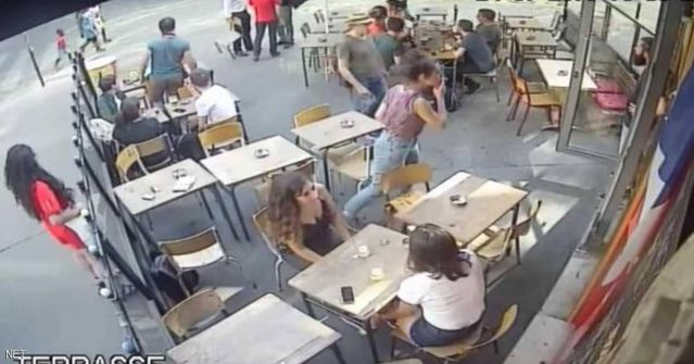 فيديو لمتحرش يصفع فتاة.. وغضب يتصاعد في فرنسا
