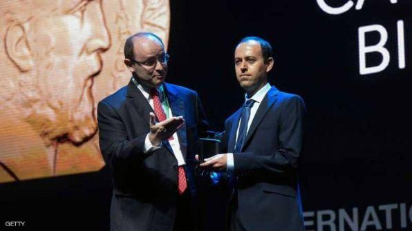 سرقة 'جائزة نوبل' من عالم رياضيات كردي
