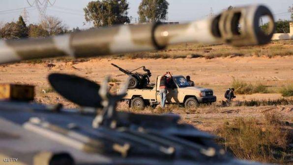 ماذا يحدث في العاصمة الليبية؟