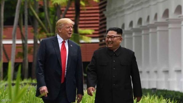 ترامب: القمّة مع كيم ستعقد في هانوي نهاية فبراير
