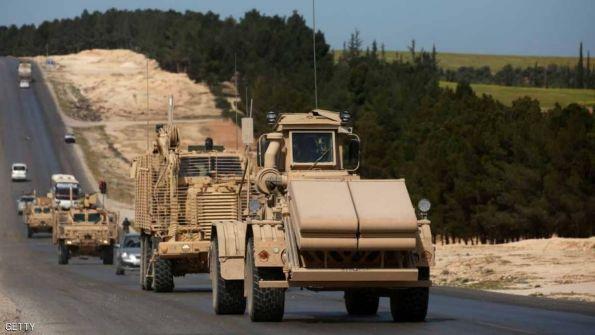 الجيش الأميركي يبدأ سحب قواته من سوريا
