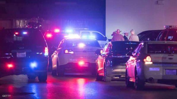 إطلاق نار وإصابة 5 ضباط شرطة في هيوستون الأميركية