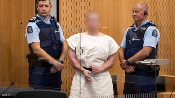 حتى في المحكمة.. منفذ هجوم المسجدين يؤكد عنصريته