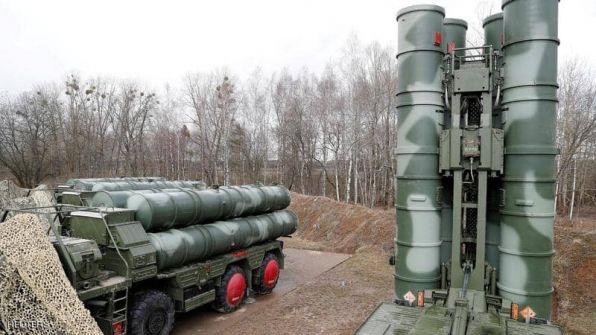 صواريخ 'إس 400' إلى تركيا 'خلال ساعات'