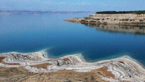 البحر الميت يبلغ أدنى مستوى في التاريخ