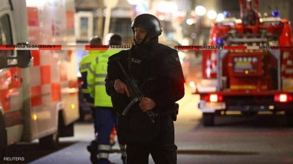 إطلاق نار بمقهيين للشيشة في ألمانيا و8 قتلى على الأقل