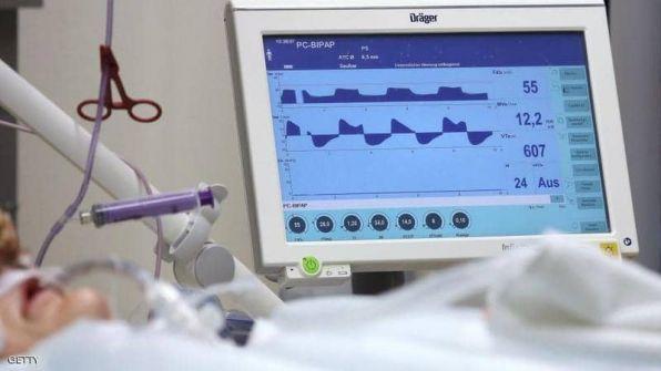 من هي الدولة التي لا تمتلك الا 4 أجهزة تنفس صناعي فقط ؟