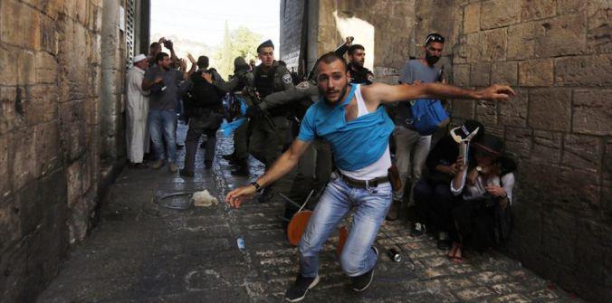 الاحتلال يشن حملة اعتقالات بالقدس