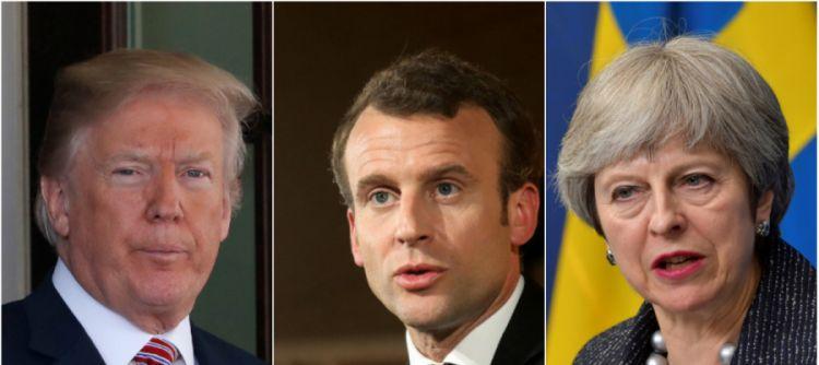 مُصرُّون على ضرب الأسد.. فيتو موسكو في مجلس الأمن لن يمنع الدول الغربية من الردِّ بحزم على الهجوم الكيميائي
