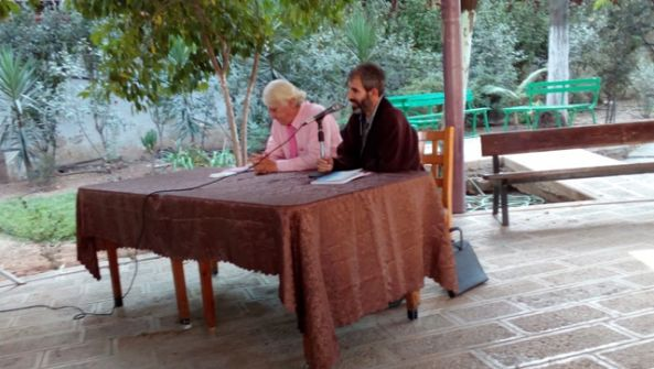 مكتبة بلدية نابلس واللجنة الثقافية لدار الفاروق تستضيف الكاتب شريف سمحان