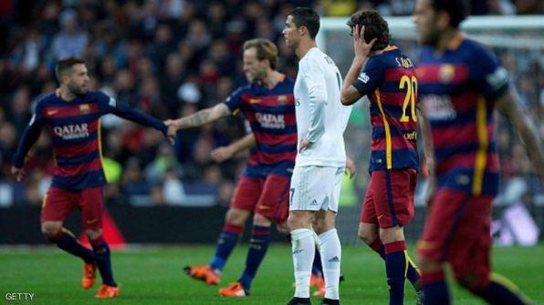 رونالدو: كل شيء ممكن حتى اللعب لبرشلونة