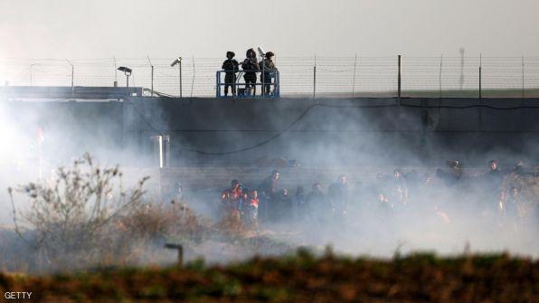 غارات إسرائيلية على 4 مواقع في غزة