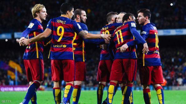 كأس إسبانيا.. برشلونة يعاقب إسبانيول