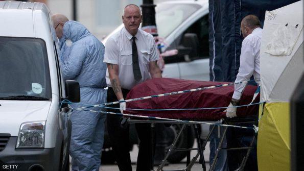 تعزيز إجراءات الأمن في لندن بعد 'هجوم السكين'