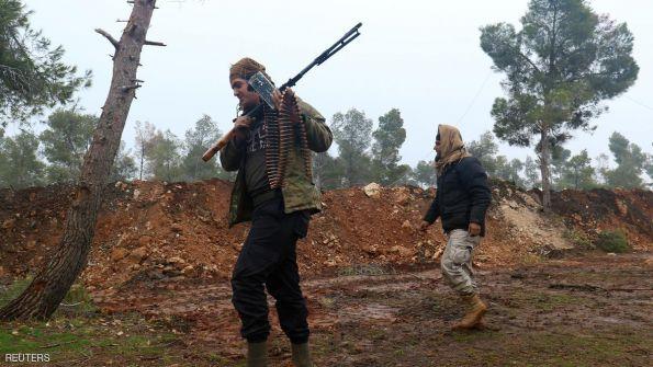 فصائل من الجيش الحر تطالب روسيا بتحمل مسؤولياتها