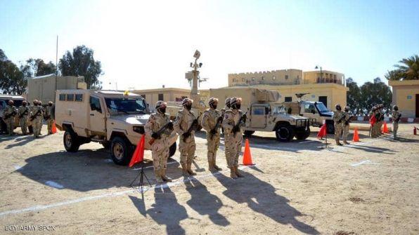 مصر.. إحباط هجوم انتحارى في شمال سيناء